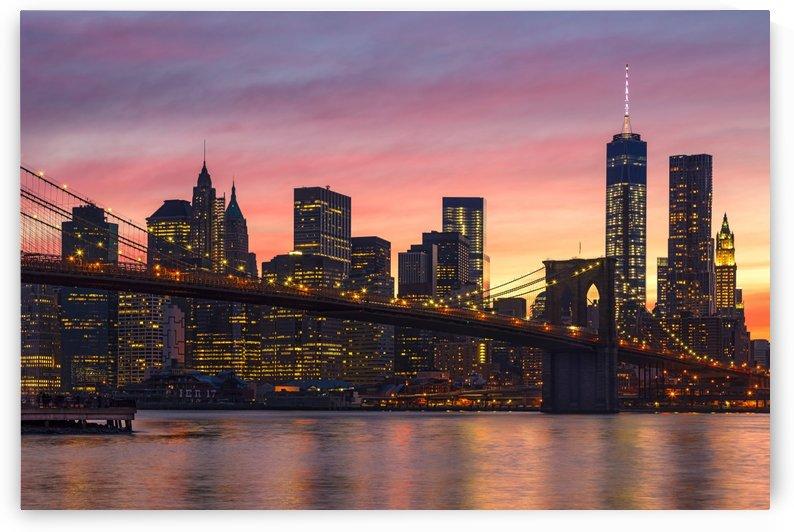 NEW YORK CITY 34 by Tom Uhlenberg
