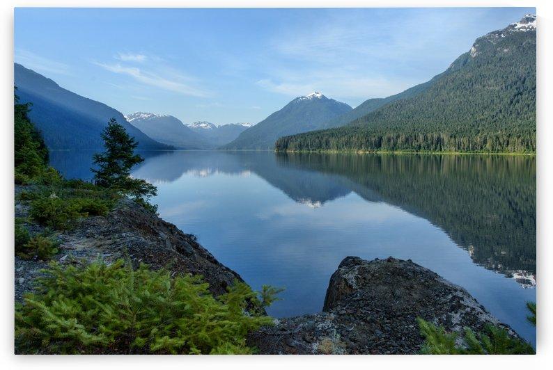 Strathcona calm by Violet Carroll