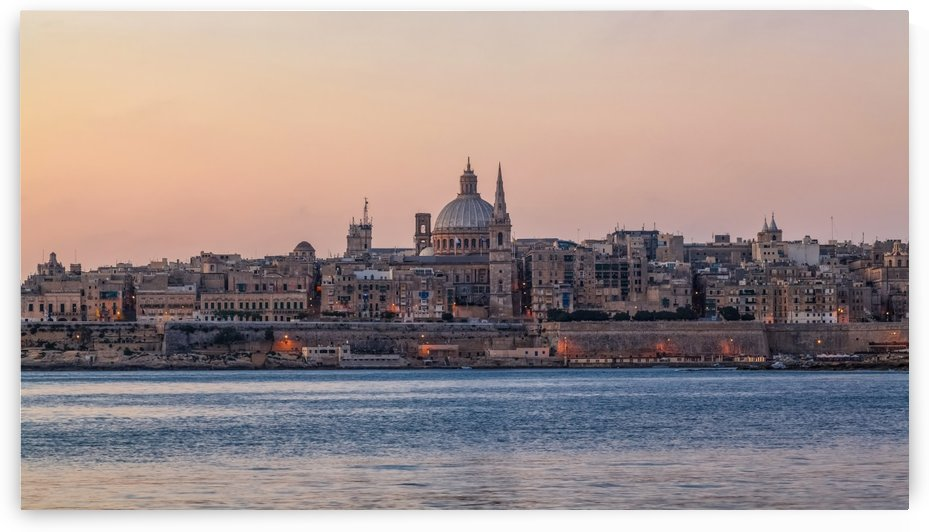 MALTA 10 by Tom Uhlenberg
