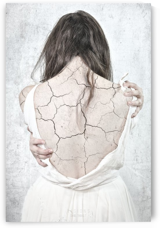 Plein le dos by Daniel Thibault artiste-photographe