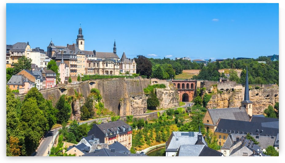 LUXEMBOURG 01 by Tom Uhlenberg