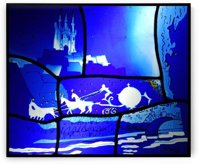cinderella by Antonio Pappada