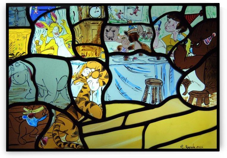 Winnie the Pooh by Antonio Pappada