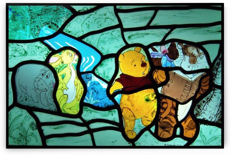 Winnie the Pooh 1 by Antonio Pappada