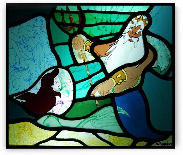 The Little Mermaid 2 by Antonio Pappada