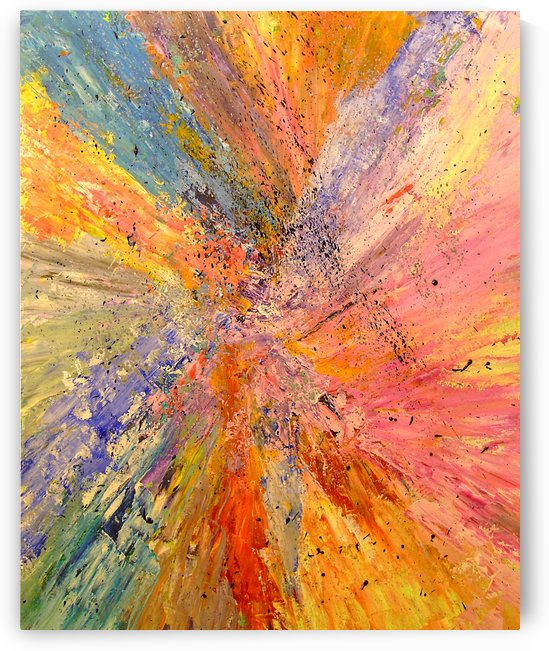 Abstraction by Olha Darchuk
