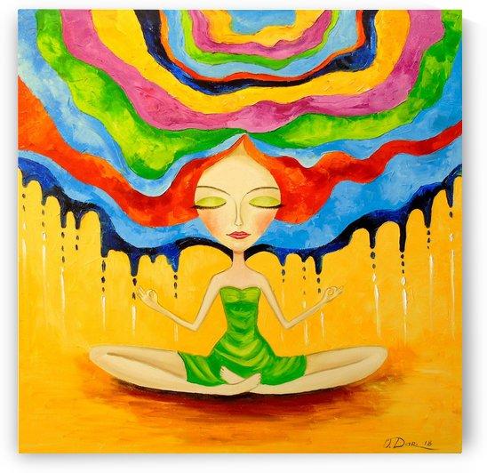 Meditation by Olha Darchuk