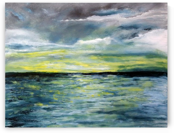 Peaceful Harmony by Paula Jane Marie