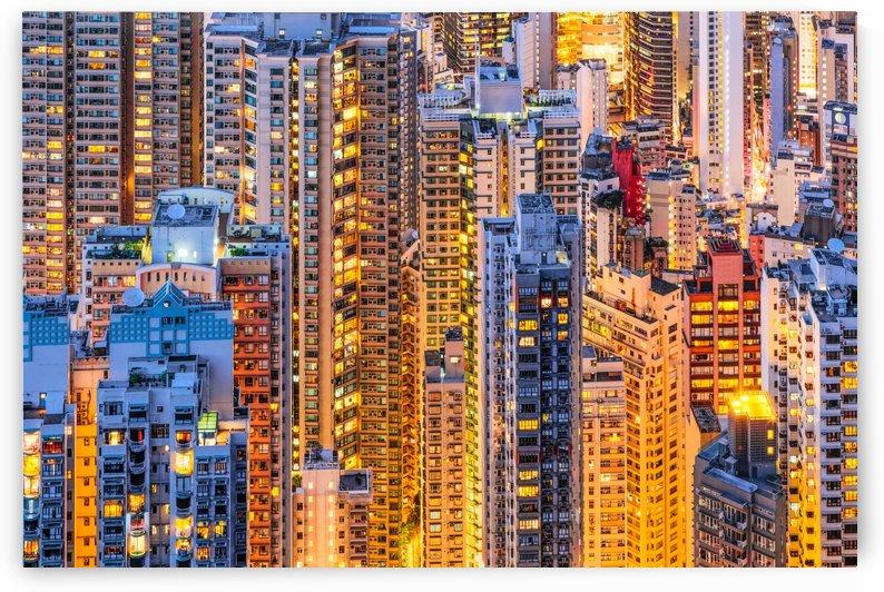 HONG KONG 34 by Tom Uhlenberg