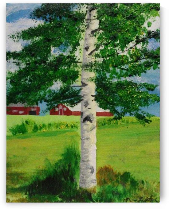 Kuopio Farmhouse by Ninabana Art Studio