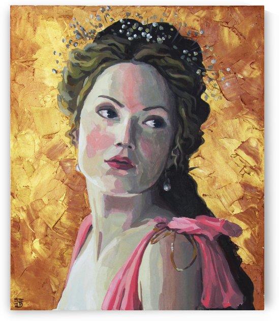 Aphrodite  by Kateryna Bortsova