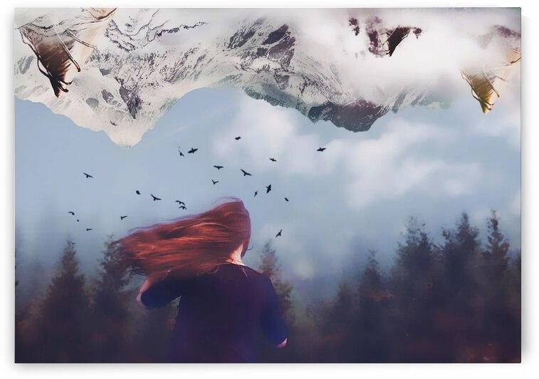 Only In My Dreams by DigitalArtByErin