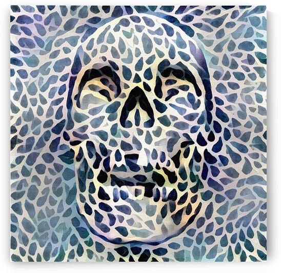 Skull Pattern by Bruce Rolff