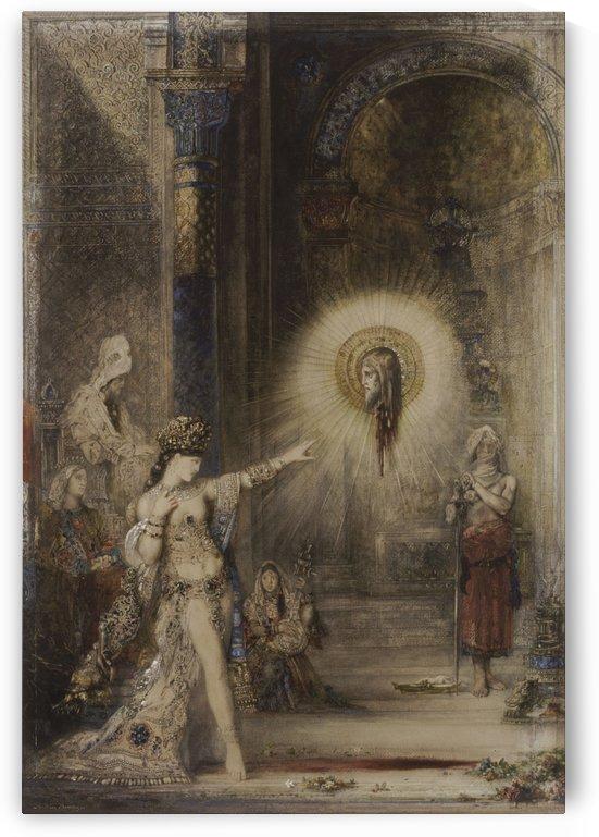 Apparition by Odilon Redon