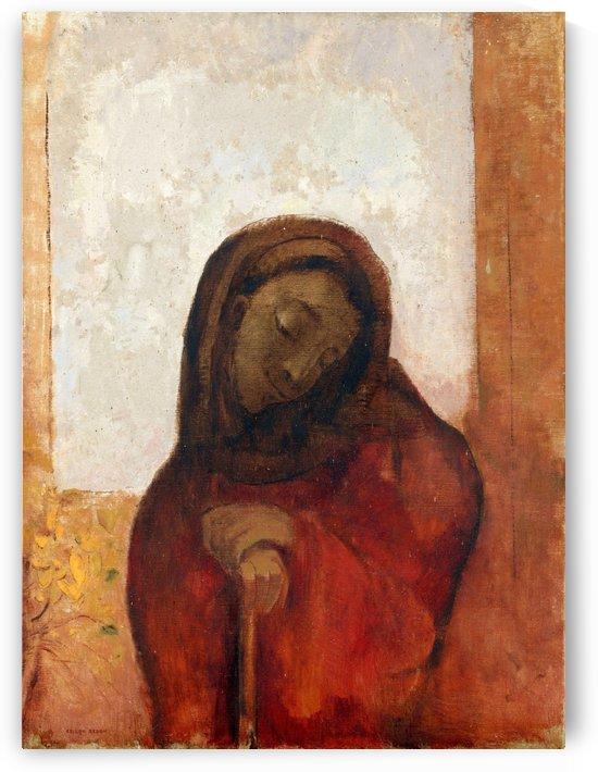 Despair by Odilon Redon