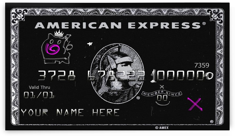 Black Express by GABA
