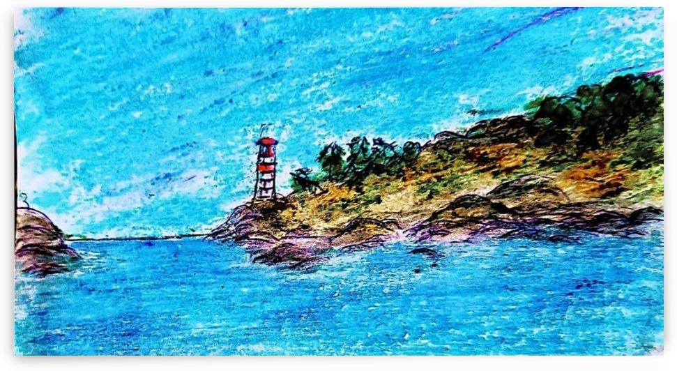 The Lighthouse by djjf