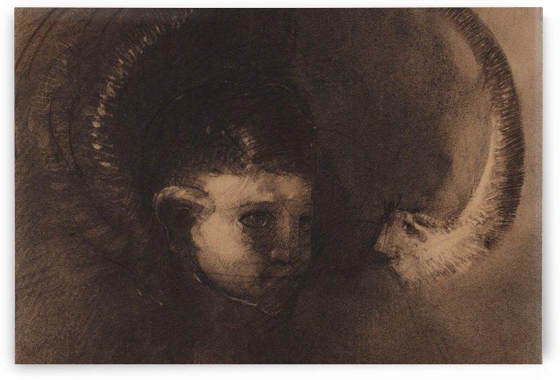 Dream Polyp by Odilon Redon