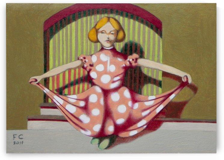 Ballerina by federicocortese