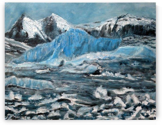 Cool Blue by Paula Jane Marie