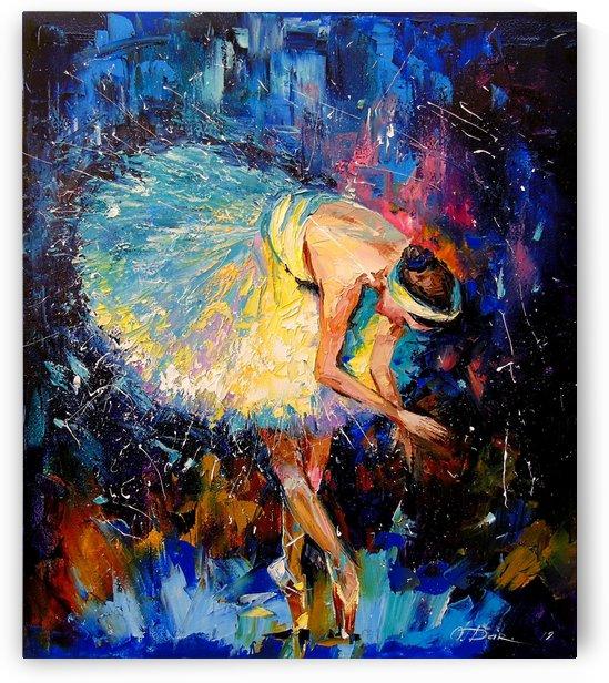 Ballerina by Olha Darchuk