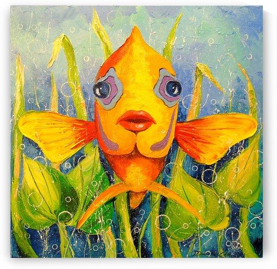 Fish by Olha Darchuk