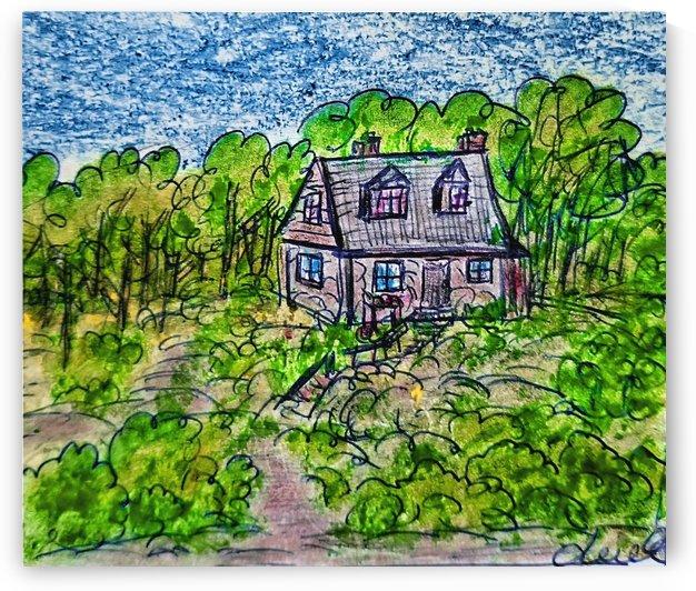 Stone House by djjf