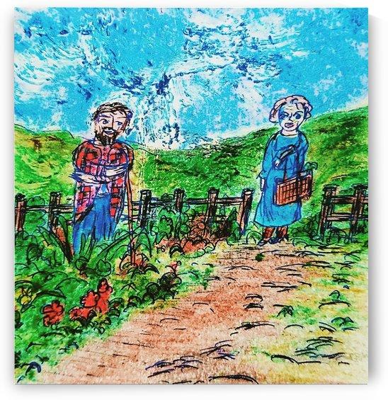 The Old Folks by djjf