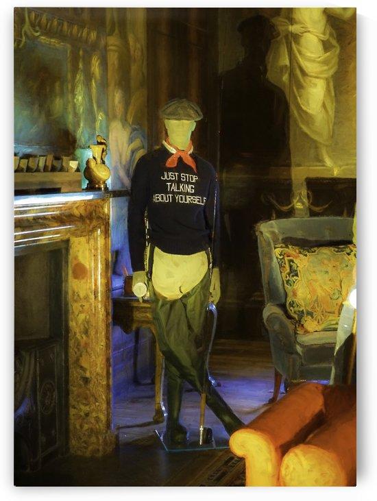 500 Years of Fashion: Chatsworth 2017 C by Nancy Calvert
