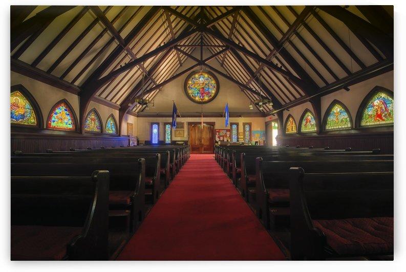 Acadia Church by Ben Tolosa