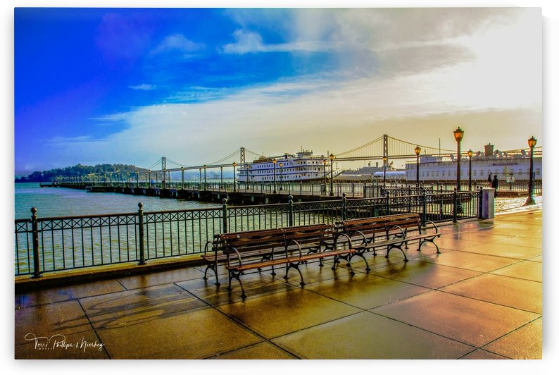 Good Saturday Morning San Francisco Terri Mierkey Jan 22 2017 by Terri Mierkey
