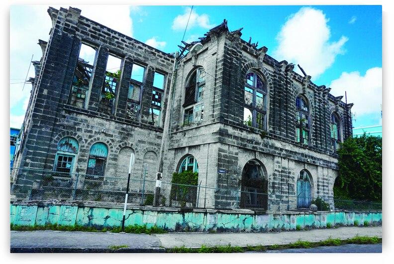 Bridgetown Abandoned Hospital by Estelle Images