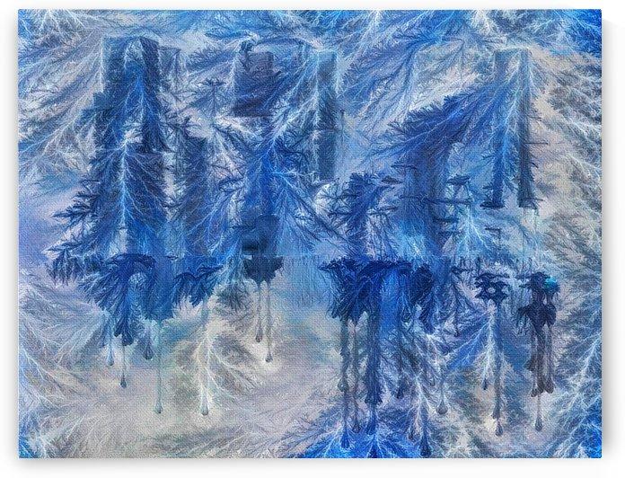 Frozen City by Bruce Rolff