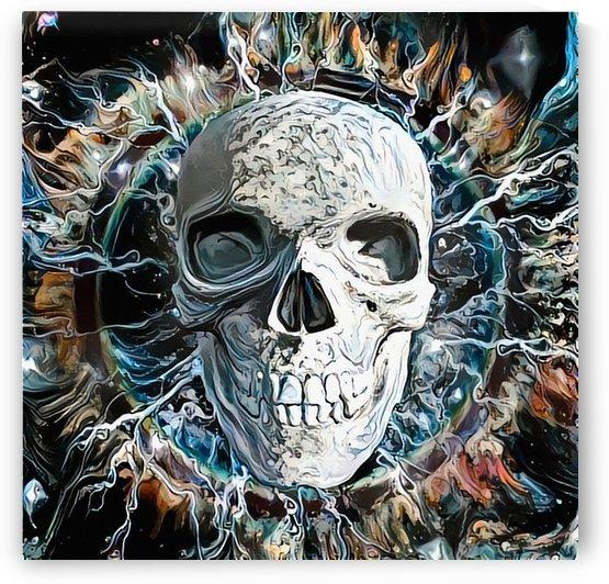 Skull Design by Bruce Rolff