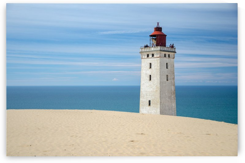 Abandoned Lighthouse by RamjetDK