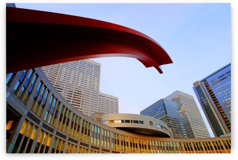 Tokyo Metropolitan Area by Alex Galiano