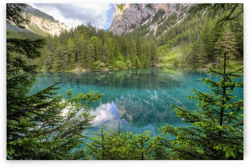 The Green Lake by Alex Galiano