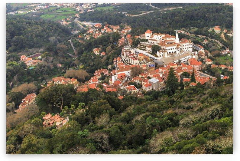 Sintra Town by Alex Galiano