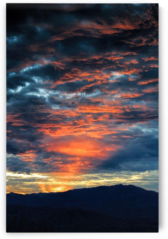 Clouds on Fire by Alex Galiano