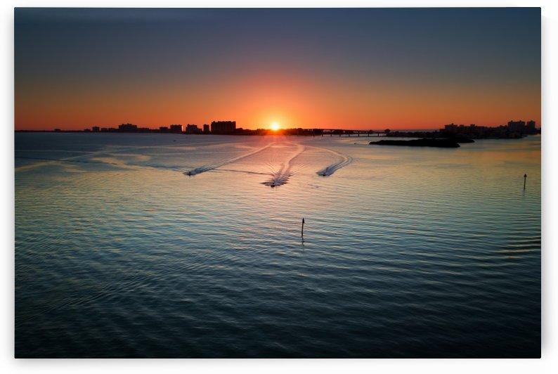 Racing the Sunset by Alex Galiano