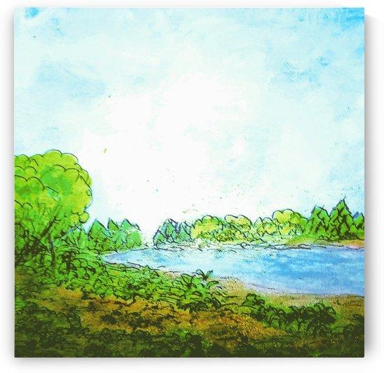 River View by djjf