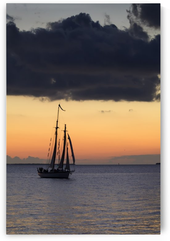 Sailing Away the Storm by Alex Galiano
