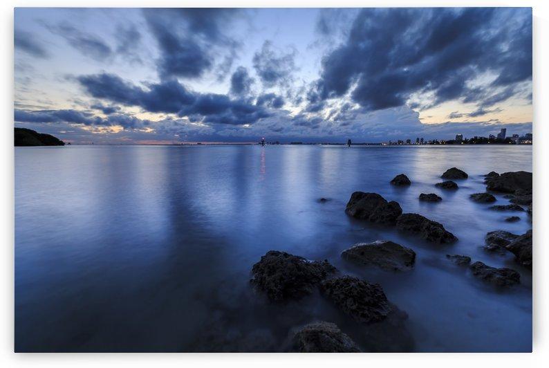Biscayne Twilight Colors by Alex Galiano