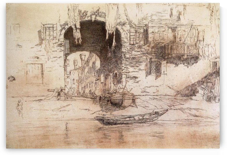 San Biagio by Whistler by Whistler