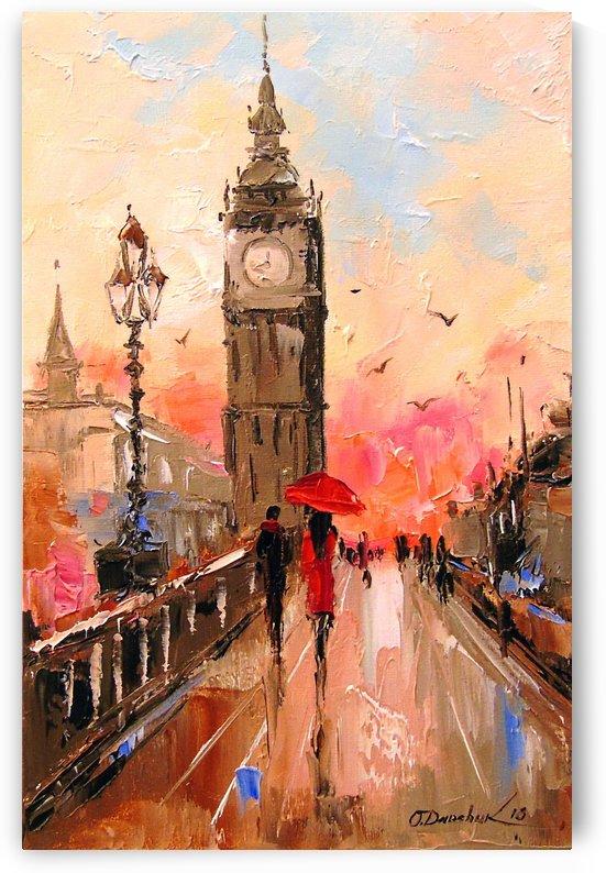London by Olha Darchuk