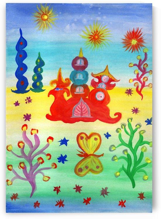Life in the fairy world by Dobrotsvet Art