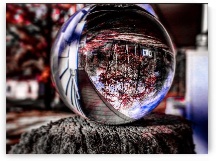 Through the ball by DH Photo Concepts