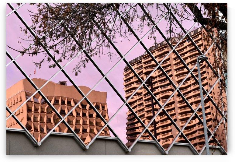 Urban Reflection 2 by Olga Osi
