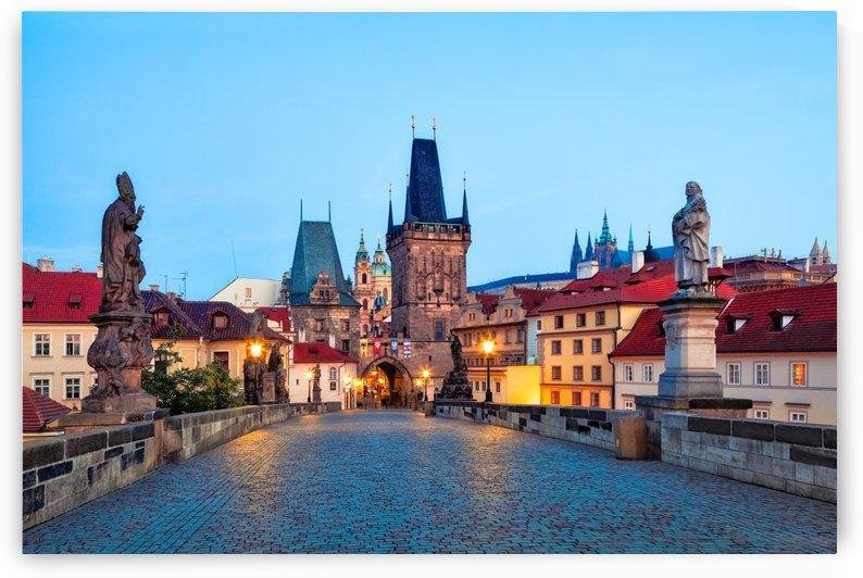 PRAGUE 01 by Tom Uhlenberg