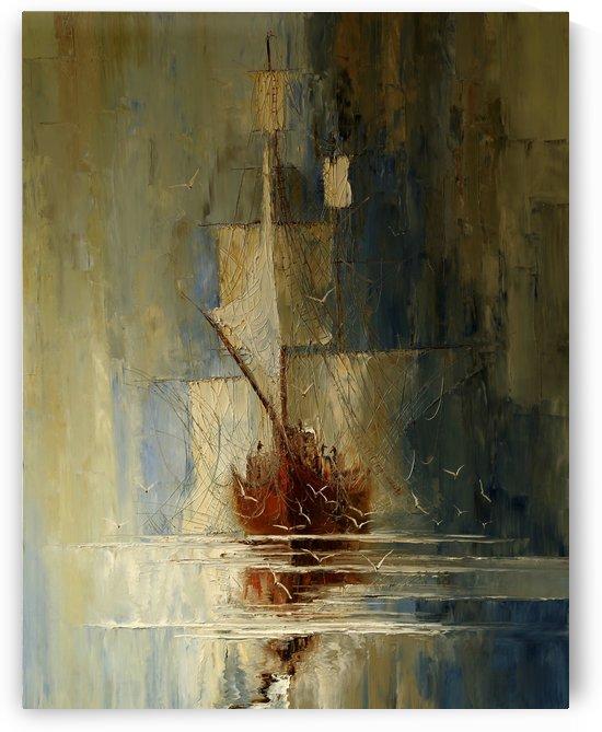 Mist by Justyna Kopania